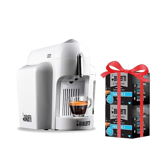 Bialetti - Mini cafetera expreso de aluminio, sistema de ...