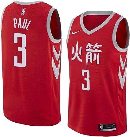Nike pour Homme Chris Paul Houston Rockets City Edition