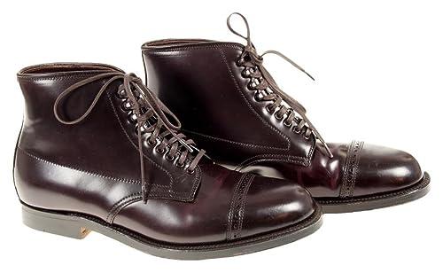 cdcee74b8d2 J Crew Alden Cap-Toe Cordovan Boots Size 9 Style# 20853 Dark ...
