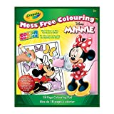 Crayola Color Wonder Book, Minnie Mouse