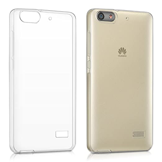 40 opinioni per kwmobile Cover per Huawei G Play Mini- Custodia protettiva ultra sottile in