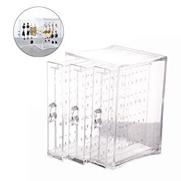 Amazoncom OULII Earring Display Stand Organizer Holder Jewelry