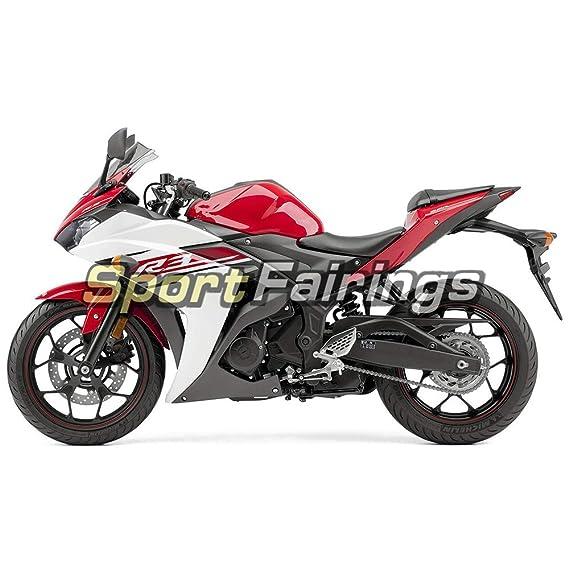 Amazon.com: Sportfairings Motorbike Complete Fairing Kit For ...