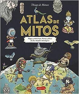 ATLAS DE MITOS: 23 (HARPERKIDS): Amazon.es: THIAGO DE MORAES: Libros