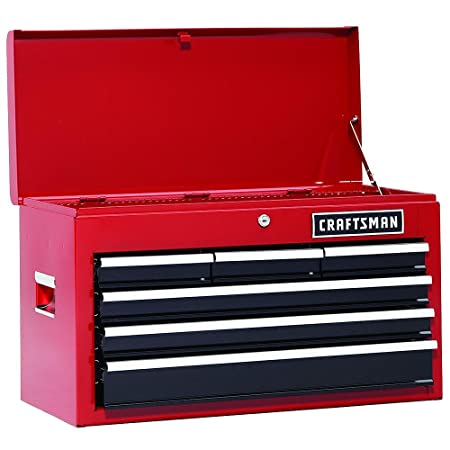 Review Craftsman 6 Drawer Heavy