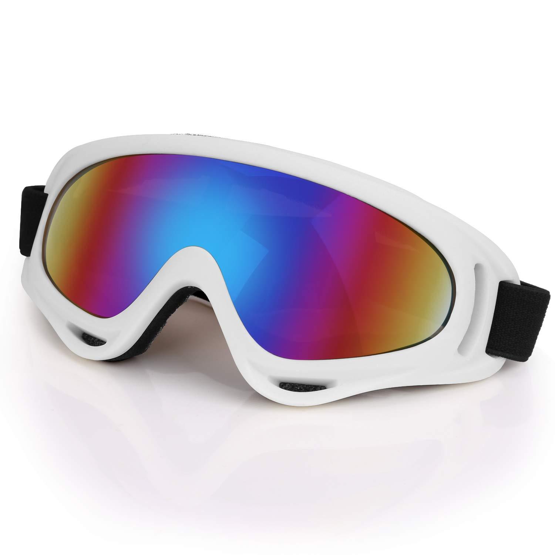 Winner Trip Motorrad - Motocross Brillen, Schutz Winddichte staubdichten Outdoor - ski - Brille für Frauen und Kinder.