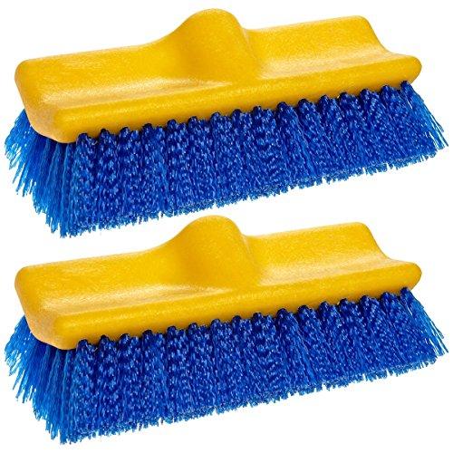 Rubbermaid Commercial Floor Scrub Brush, 10