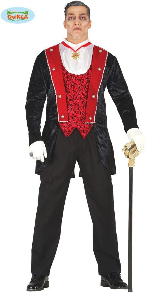 Disfraz de Conde Drácula para hombre - L: Amazon.es: Juguetes y juegos