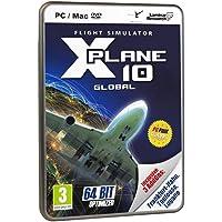 X-Plane 10 Global - Box : Toulouse Blagnac - Frankfurt-Hahn - Lugano