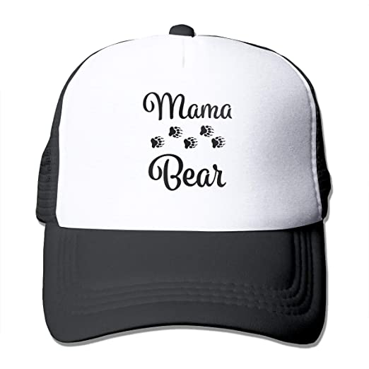 0b6d7e59bfb Image Unavailable. Image not available for. Color  Mama Bear Summer Mesh  Baseball Cap ...