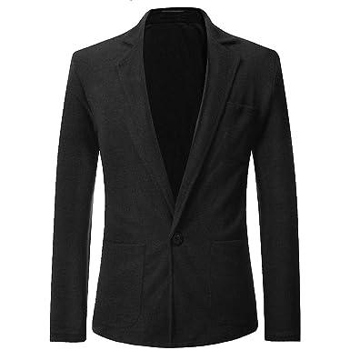Twifer Men S Suit Formal Coat Gilet Business Workwear Autumn Winter
