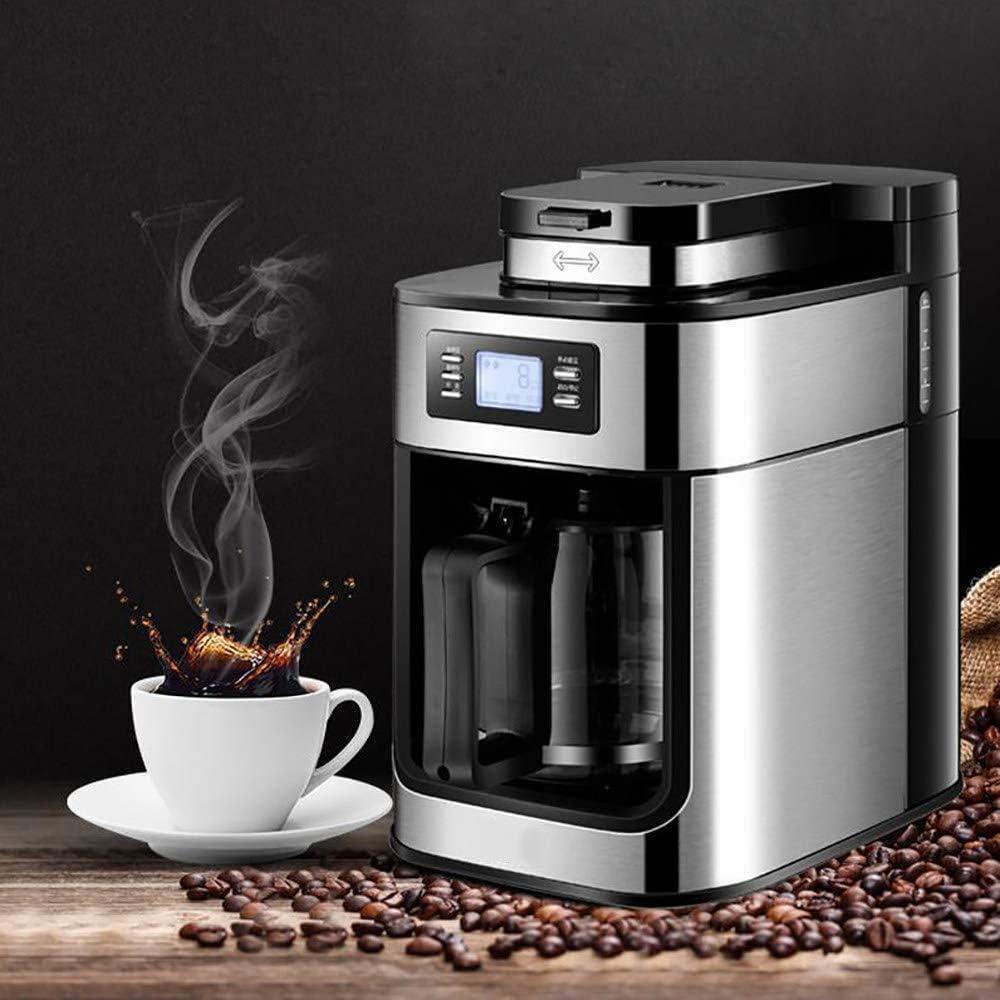 NIHAOA Grano a la máquina de café de la Taza Cafetera automática ...