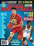 Athlon Sports 2017 College Basketball UCLA Bruins/USC Trojans Preview Magazine