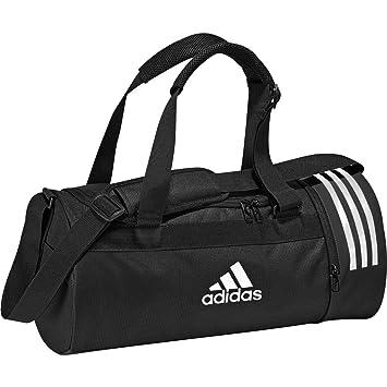 f8768d572 adidas Convertible 3-stripes Duffel Bag: Amazon.co.uk: Sports & Outdoors