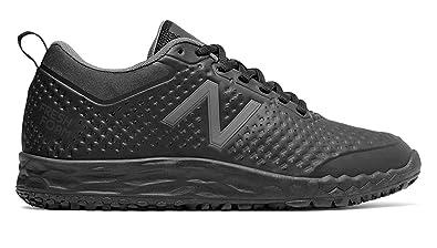 e2f14dea1fe6c Image Unavailable. Image not available for. Color: New Balance Slip  Resistant Fresh Foam 806 Shoe - Women's Walking Black