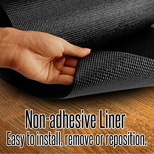 Reizen Tech Heavy Duty Tool Box Liner - 16''x7 Feet, Durable, Slip Resistant to Keep Garage Shelf, Tool Chest, Workbench Drawer, Cabinet, and Roller Tray Organized & Tools Protected, Thick 3mm by Reizen Tech (Image #5)