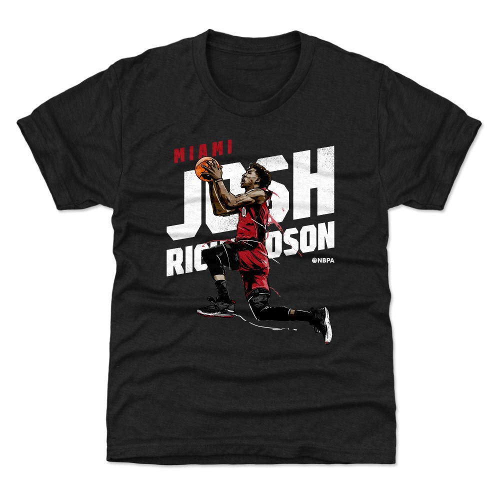 Josh Richardson Miami Basketball Shirt Josh Richardson Lay Up