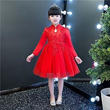Amazon Com Qtongzhuang Korean Children S Dress South Korea Autumn
