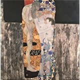 Canvas Prints Of Oil Painting ' tre Eta Della Donna Klimt ' , 8 x 8 inch / 20 x 21 cm , High Quality Polyster Canvas Is For Gifts And Foyer, Laundry Room And Living Room Decoration, order online