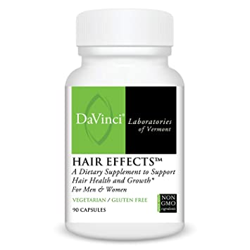 DaVinci Laboratories of Vermont Hair Effects, 90 Count