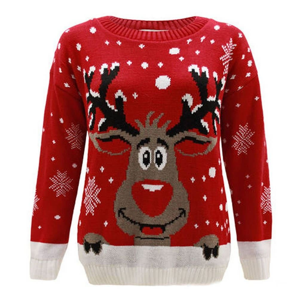 Purl Big Girls Xmas Jumper Christmas Slogans Sweater