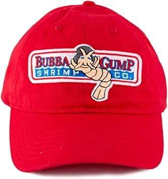 Bubba Gump Shrimp Cap Forrest Gump