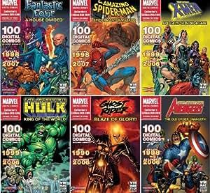 Collectors 39 marvel comics 6 pack super bundle spider man avengers x men hulk - Marvel spiderman comics pdf ...