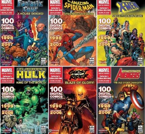 marvel comics avengers pdf