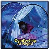 Amazing New Innovative Dream Tents Kids Pop Up Bed Tent Playhouse Winter Wonderland