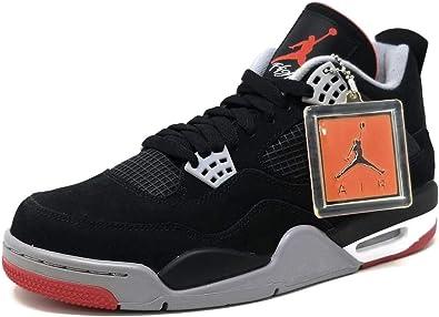 Jordan Zapatillas de baloncesto Nike Air Retro 4 para hombre ...