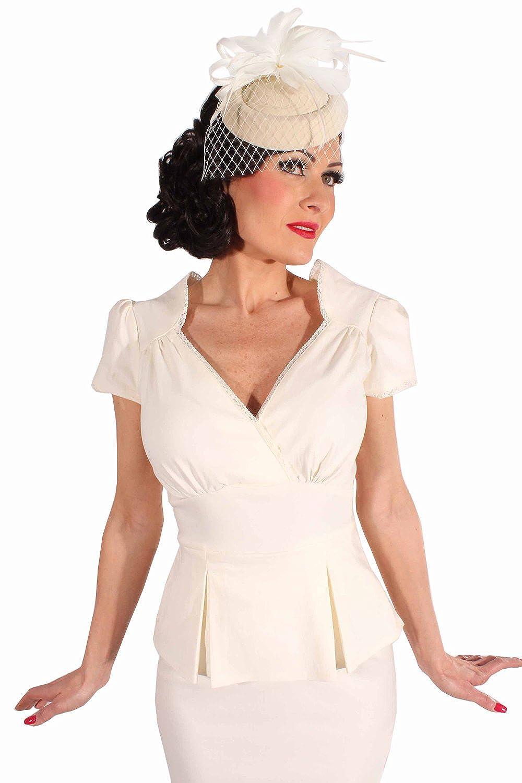SugarShock Damen Schößchen Brautkleid 147770775: Amazon.de: Bekleidung