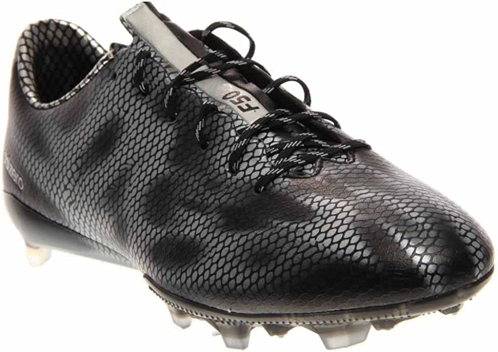 Adidas Ace 16.1 Primeknit FG/AG Botines de fútbol (Verde Solar, Choque Rosa), 12,0 D (m) con noso: Amazon.es: Zapatos y complementos