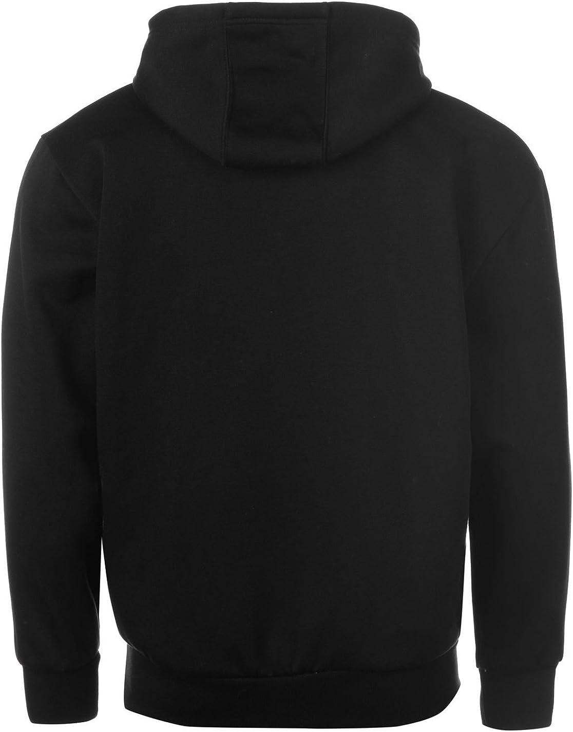 Slazenger Mens Fleece Hoody OTH Hoodie Hooded Top Long Sleeve Regular Fit