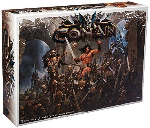 Conan Board Game by Asmodee