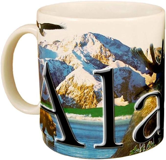 Alaska Coffee Mug Kitchen Dining
