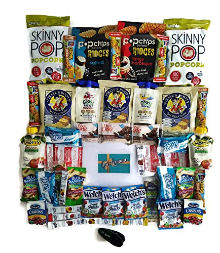 Ultimate Healthy Snacks Package Calories product image