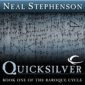 Quicksilver Audiobook