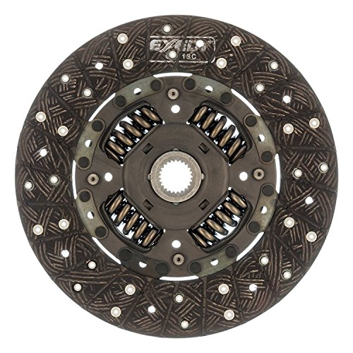 Exedy ND20H Stage 1 Organic Clutch Disc Disc Dia. 250mm Spline 24T Major Dia. 1 in. Stage 1 Organic Clutch Disc: