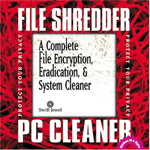Amazon com: COSMI File Shredder & PC Cleaner (Windows)