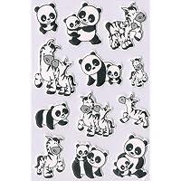 Herma 6021 Çocuk Etiketleri, Panda-At
