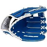 "Lixada 10.5"" Softball Baseball Glove Outdoor Team Sports Left Hand Blue"