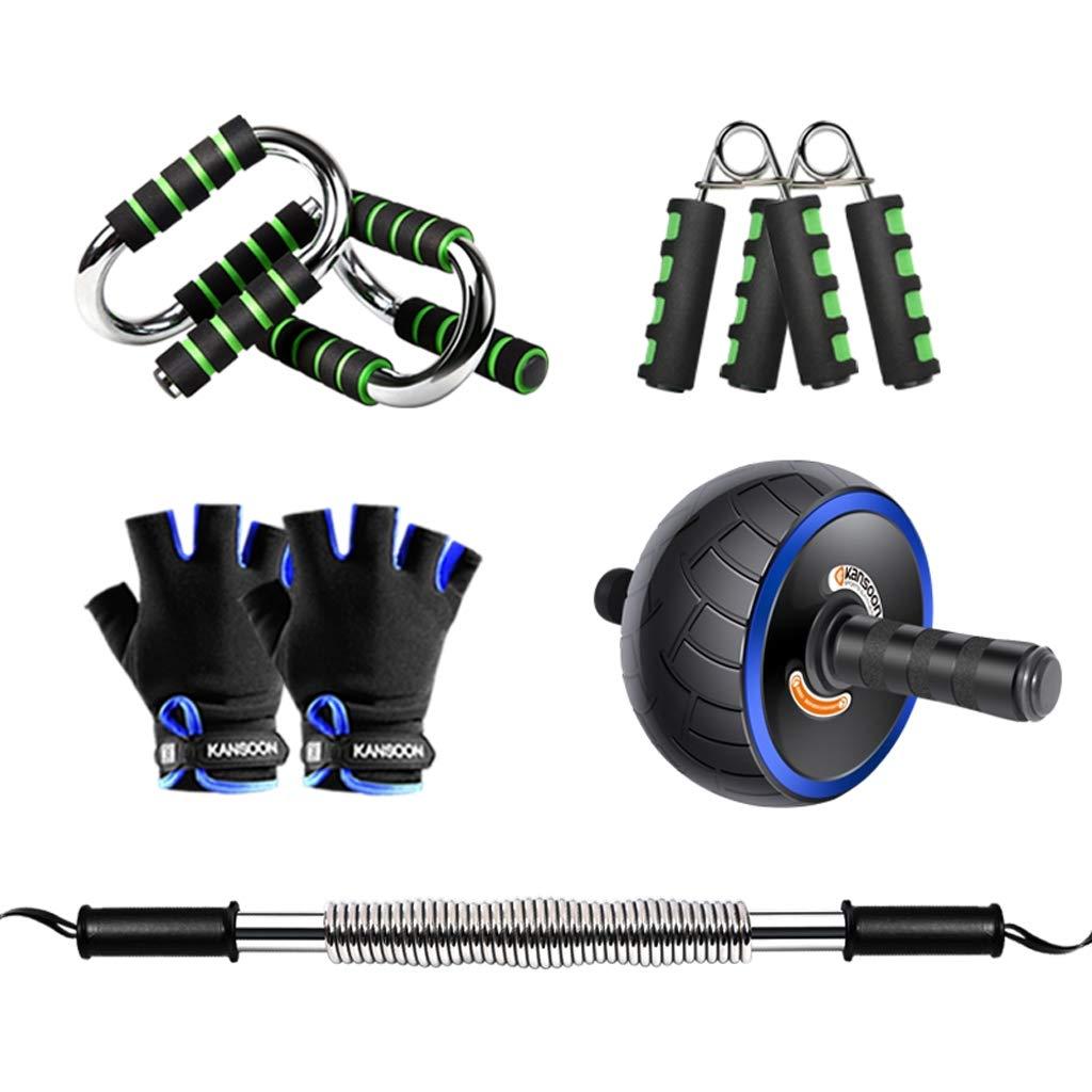 JU FU Fitnessgeräte Home Multifunktions-Trainingsset Sportartikel Sportübungstruhe Muskelarm Herren