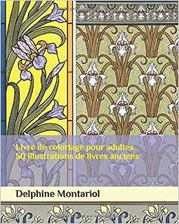 Amazon Fr Livre De Coloriage Pour Adultes 50