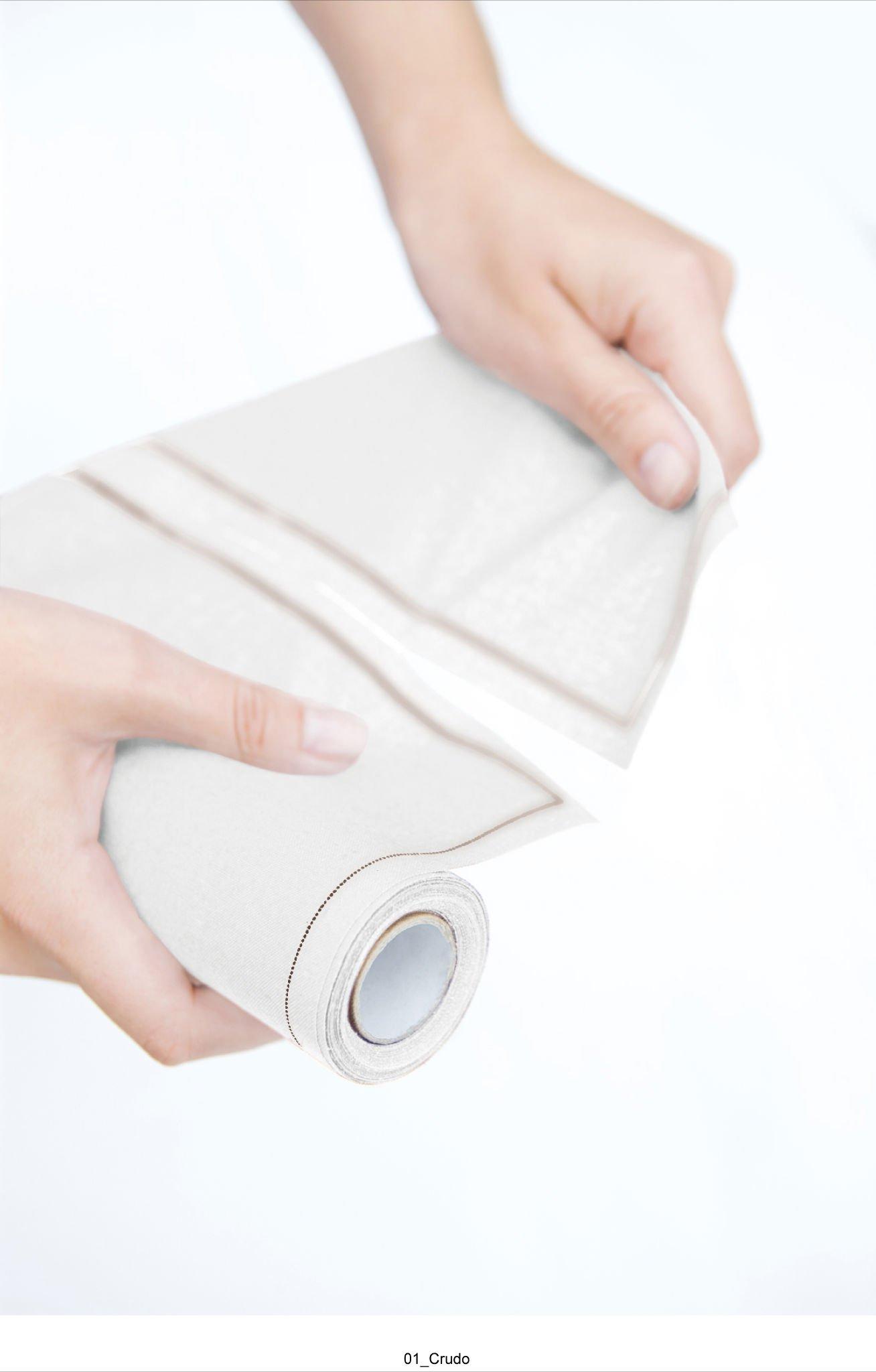 Cotton Dinner Napkin - 12.6 x 12.6 in - 12 units per roll - Ecru by MYdrap (Image #6)