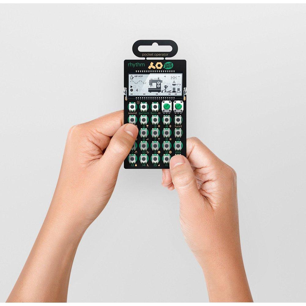 Teenage Engineering PO-12 Rhythm Pocket Operator