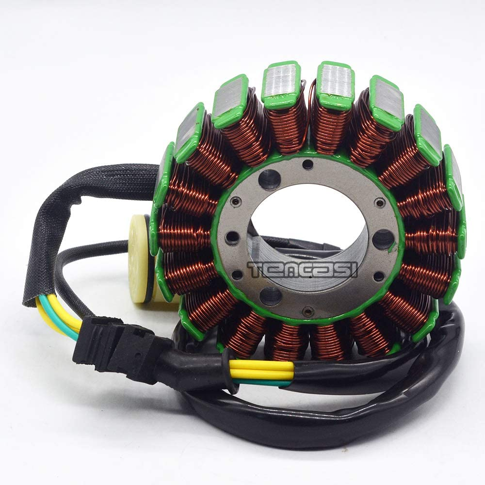 Tencasi Stator Coil Compatible with Honda 31120-HN7-000 TRX400 Rancher 400 AT GPScape 31120-HN7-003 TRX400FA FourTrax 400 AT 2004-2007 2005 2006
