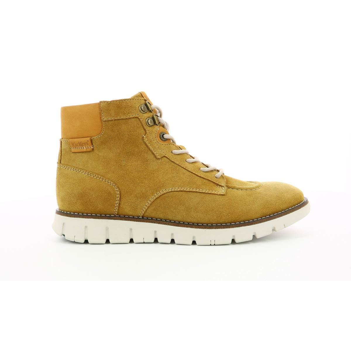 7c75f4741ed0bd Kicktaina, Sneakers Haute Homme,: Amazon.fr: Chaussures et Sacs
