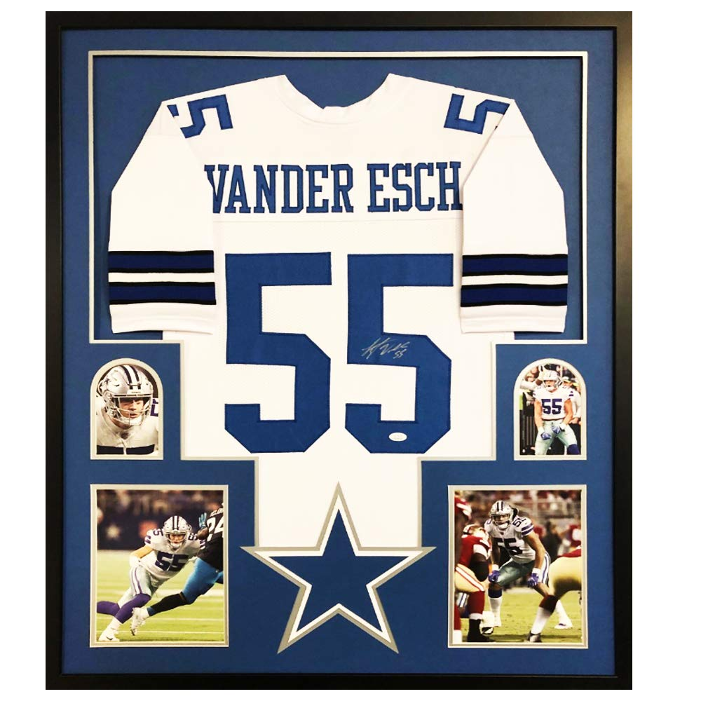 check out 54d9c 837c7 Amazon.com: Authentic Leighton Vander Esch Autographed ...