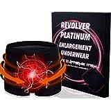 リボルバープラチナム 増大パンツ【正規取扱品】revolver platinum enlargement pants 至極の男性下着 増大