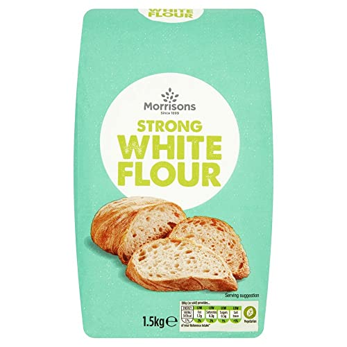 Allinson Strong White Bread Flour, 3kg: Amazon.co.uk